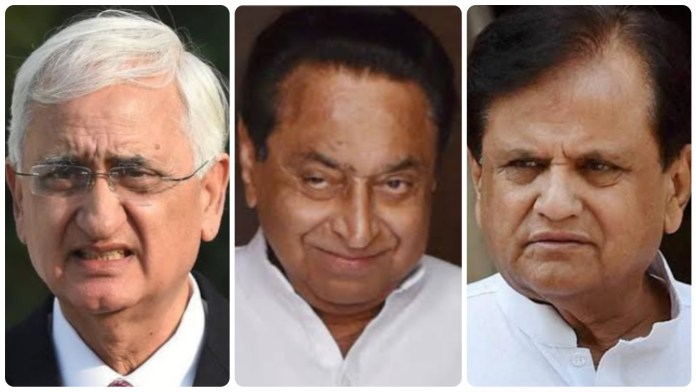 Senior Congress leader Salman Khurshid, Kamal Nath's nephew and Ahmed Patel named by a witness in Agusta Westland scam investigation