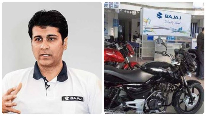 Rajiv Bajaj fear mongers about slump in two-wheeler market while his company's sales soared