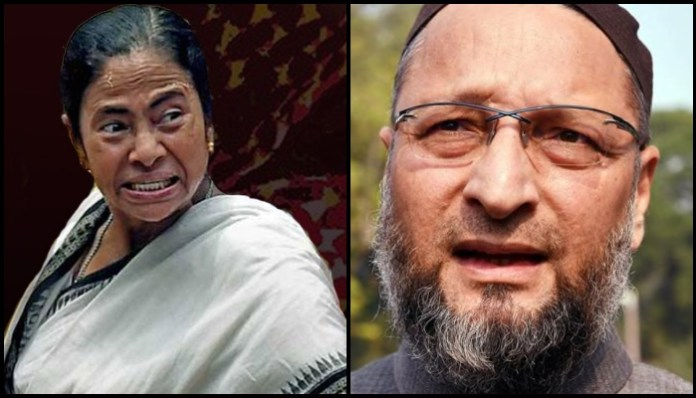 Asaduddin Owaisi proposes a pre-poll alliance to Mamata Banerjee in West Bengal after Mamata's veiled attack against him