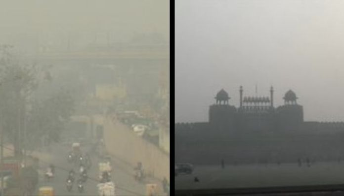 NDTV insinuates Diwali to be the cause of Delhi severe air quality