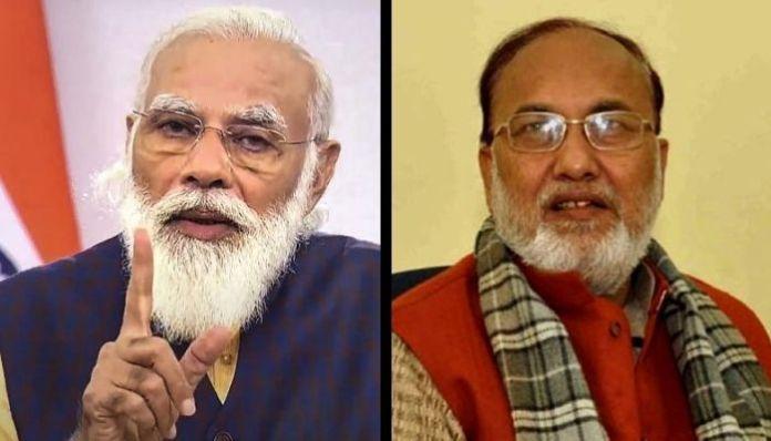 Bihar polls: RJD leader stirs controversy, calls PM Modi 'Dangewala CM'
