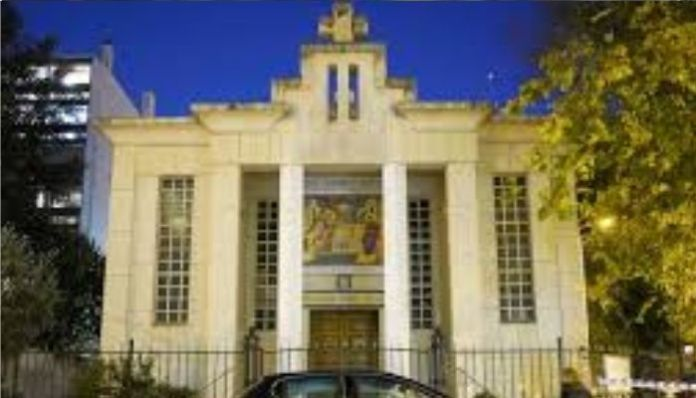 Priest of Greek Orthodox Church attacked in France, accused unidentified