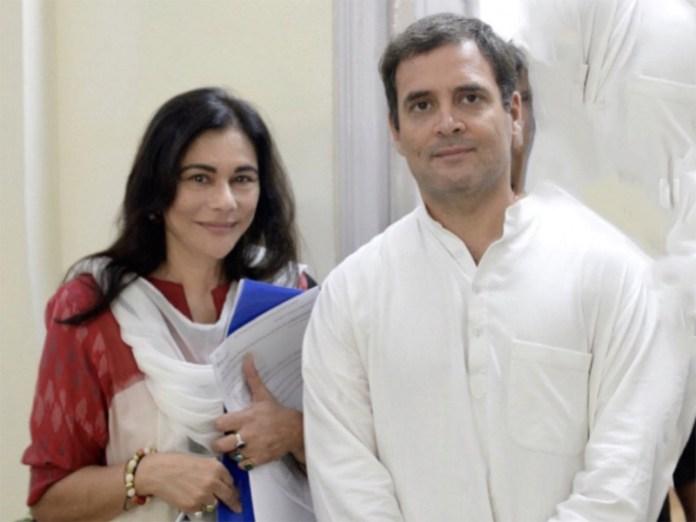 Congress' Archana Dalmia calls Bihar voters poor and greedy