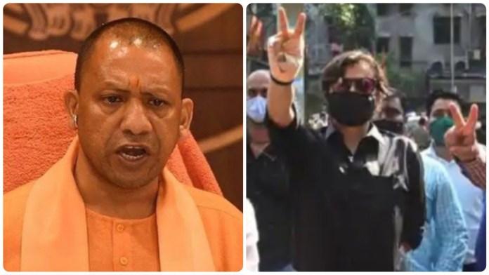 Yogi Adityanath says Arnab Goswami's arrest a brutal assault on the freedom of speech