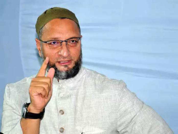 Asaduddin Owaisi makes controversial statements during his Bihar assembly elections rally