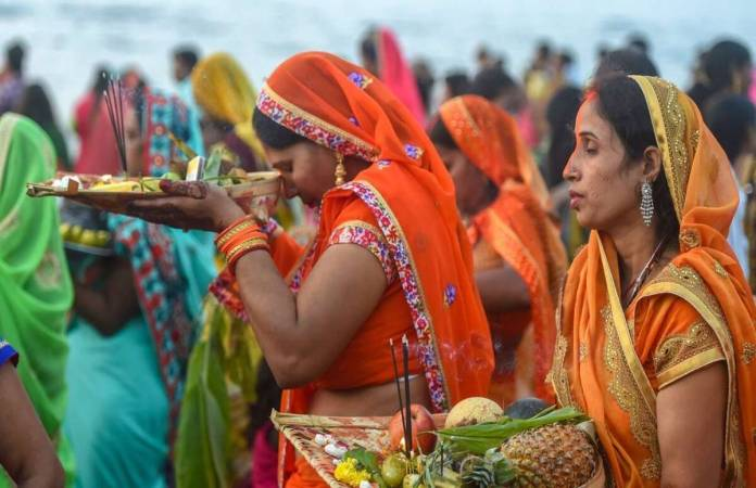 UP: Tausif opposes Chhath Puja, claims land was a Muslim graveyard