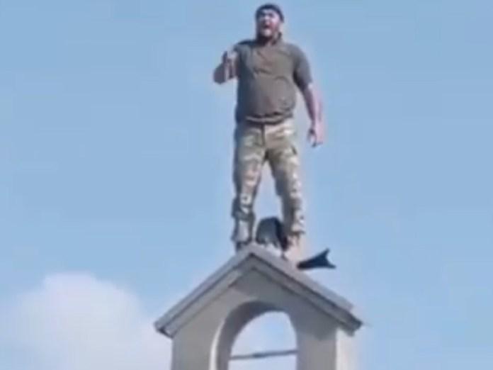 Azerbaijani soldier