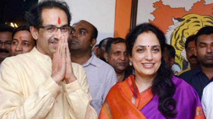 Kirit Somaiya shared incriminating documents that revealed Uddhav Thackeray's wife Rashmi thackeray's business deals with Anvay Naik's family