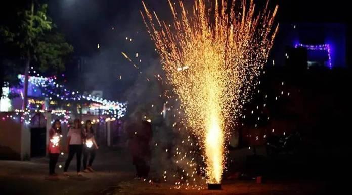 Diwali firecracker ban