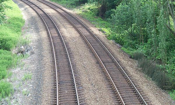 Goa track doubling