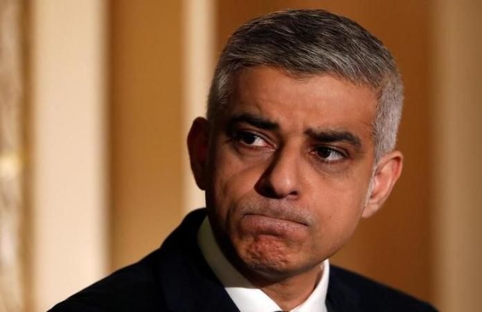 London Mayor Sadiq Khan says minorities should get the coronavirus vaccine first
