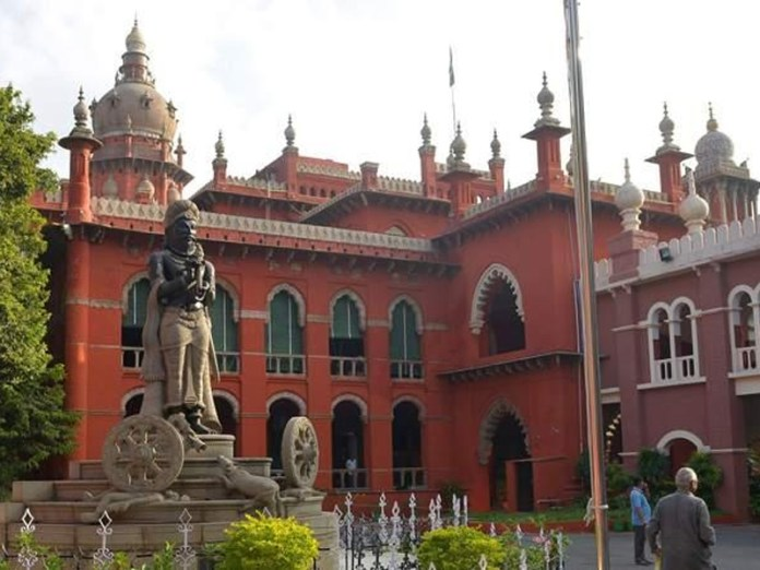 Madras High Court asks centre to bring in more stringent punishments for corruption and bribery