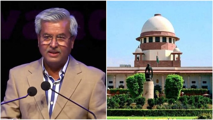 Dushyant Dave objects to Arnab Goswami being given an urgent hearing by the SC
