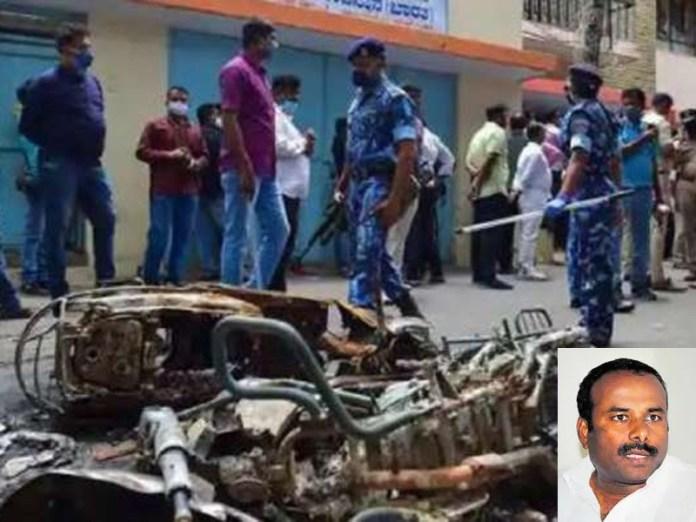 Sampath Raj, ex Bengaluru mayor, arrested in riots case