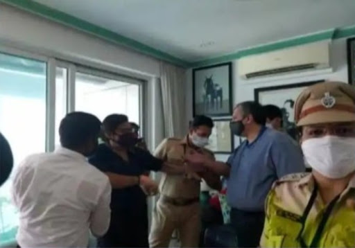 FIRs filed against Arnab Goswami's family members