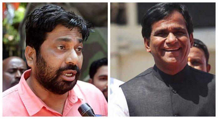 Maharashtra Minister threatens Union Minister