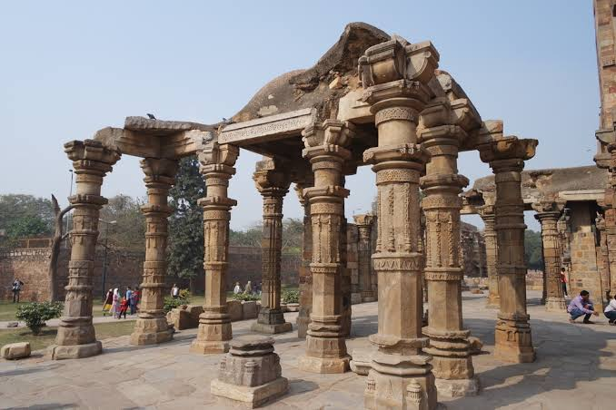Petition filed in Delhi court to seek right to worship of Hindu and Jain deities inside temple complex within Qutub Minar