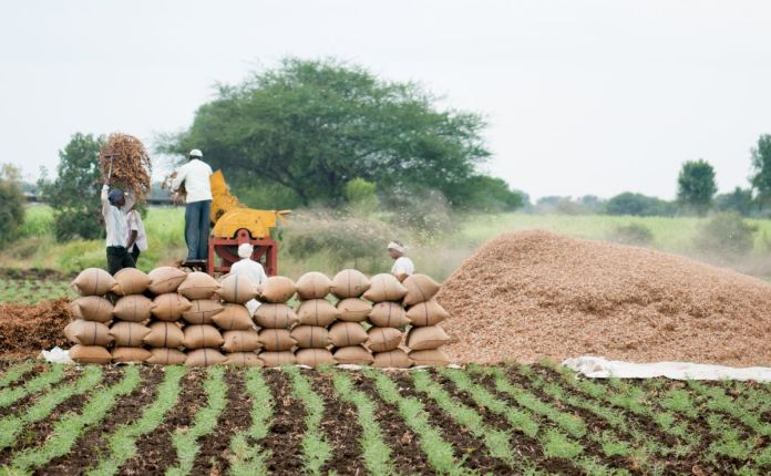 MP and Rajasthan farmers benefit from the three agriculture laws even as farmers from Punjab, Haryana and Uttar Pradesh continue their protest against it