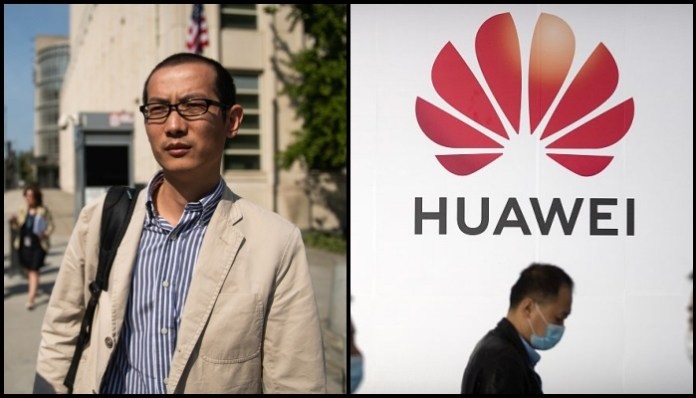 Chinese professor at US University charged with using his position to benefit Huawei by stealing American tech, pleads guilty