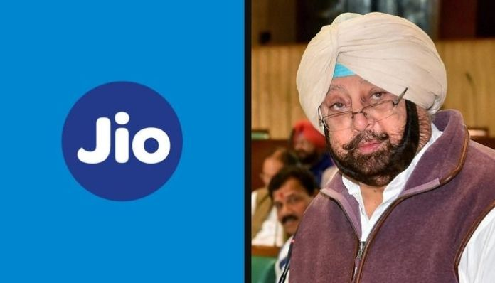 Why Amarinder Singh appealed to famers to not axe Jio towers?