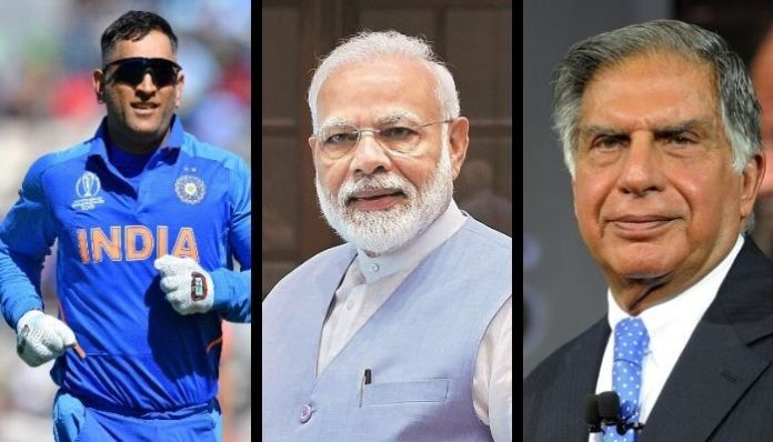 Tweets of PM Modi, MS Dhoni, Kohli features in Golden tweets of 2020