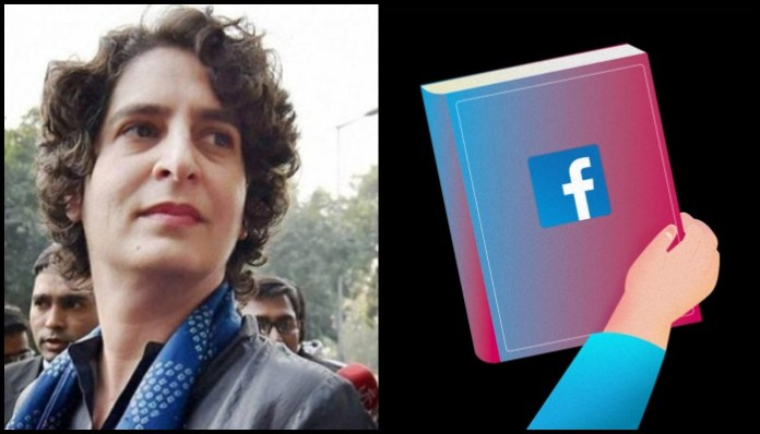 Priyanka Gandhi had to remove a Facebook post spreading misinformation, but here's how she can continue lying like her brother