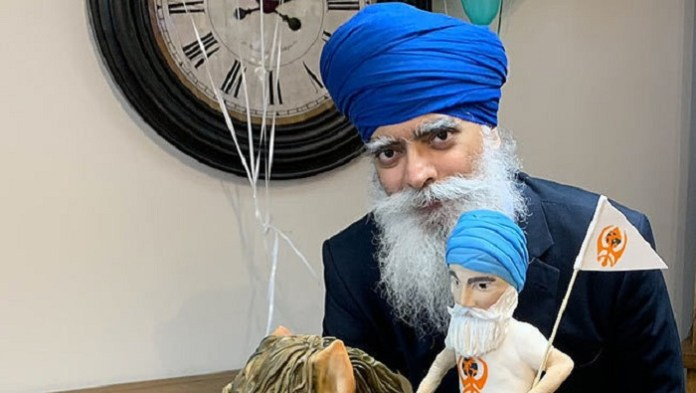 Khalsa Aid, an offshoot of Babbar Khalsa, with a history of anti-India proclivities