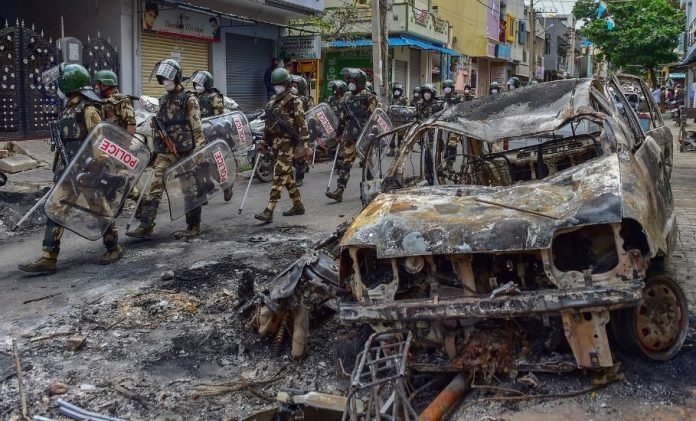 NIA arrests 17 PFI and SDPI members in connection with Bengaluru riots
