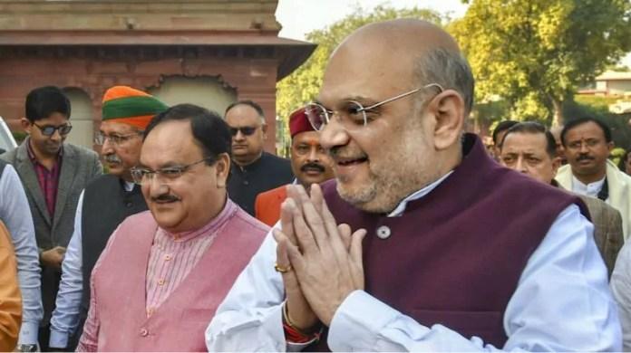 Amit Shah visits West Bengal