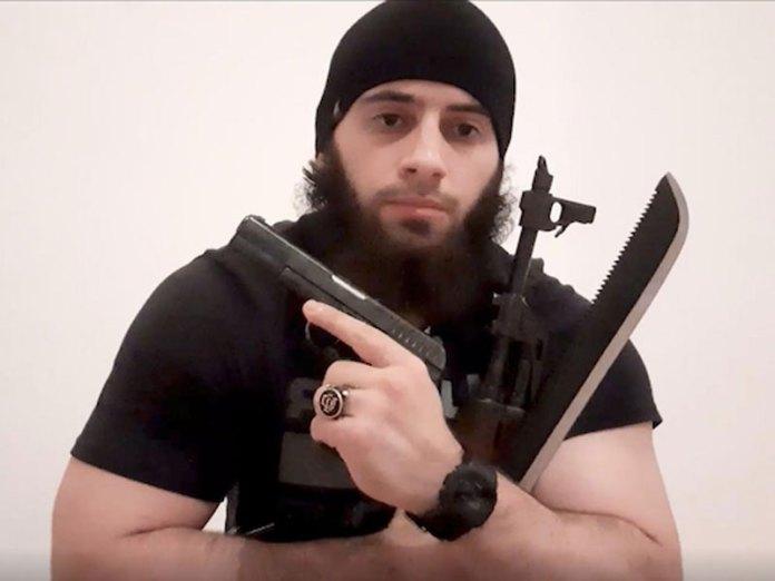 Abu Dagnah Al-Albany, the ISIS terrorist behind the Vienna attacks