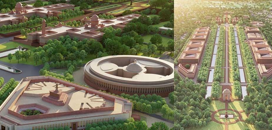 Central Vista Why India Needs New Parliament Building And Secretariate