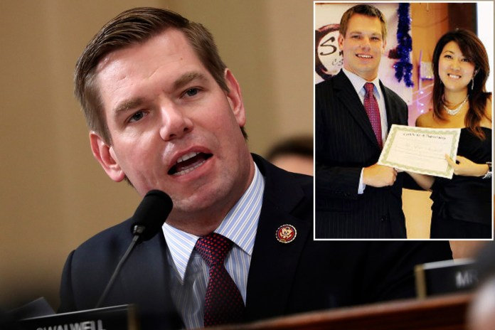 Eric Swalwell honey trapped by Chinese Spy