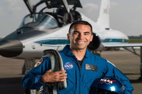 Indian American RJV Chari selected for Space X Mission