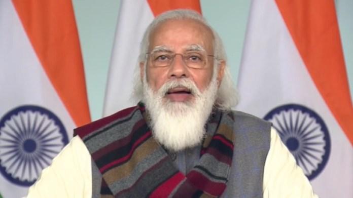 Key takeaways from PM Modi's speech at MP Kisan Sammelan