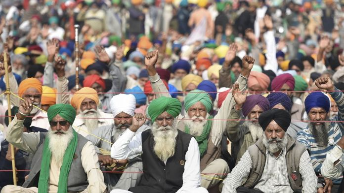 1,500 vehicles carrying protesters to reach Delhi to replace tired protesters