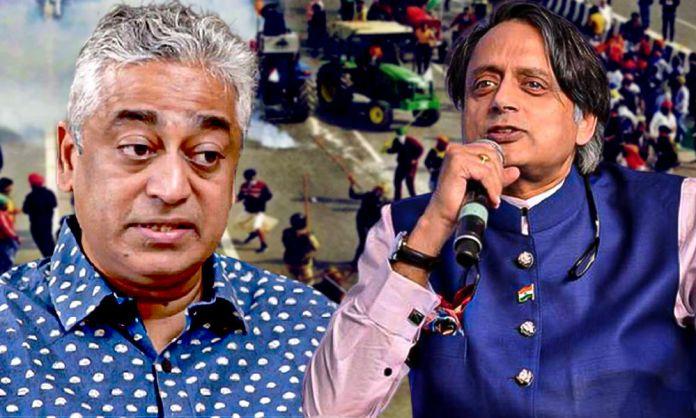 Dehi Police registers FIR against Rajdeep Sardesai for spreading fake news