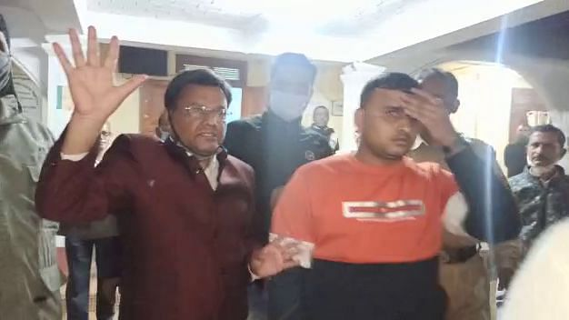 Joydul Hossain arrested in connection with attack on Tripura Congress chief
