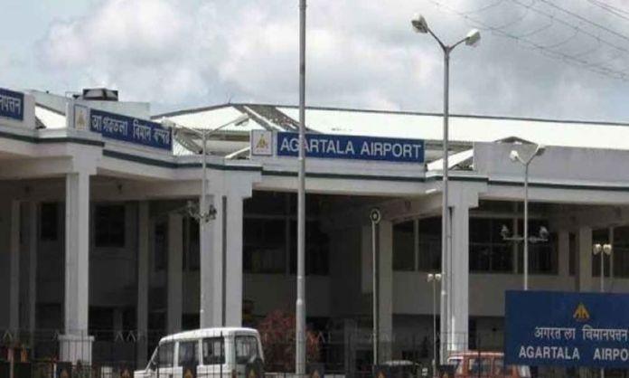 Tripura: 12 Bangladeshis arrested at Agartala airport wuth fake Aadhar