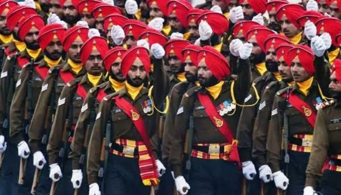 Republic Day: The unique tradition of Sikh regiment to salute twice