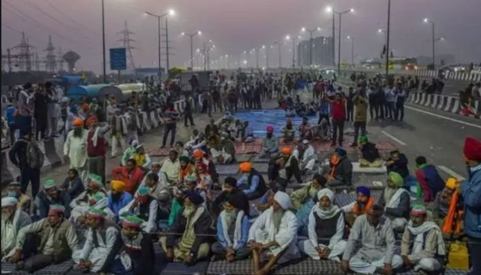 Data: 'Farmer' protests cause ₹560 cr toll loss, ₹9300 cr high-risk debt, ICRA says