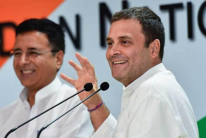 Rahul Gandhi lies to claim PM Modi has no understanding of geopolitics, Surjewala declares himself of being Joe Biden