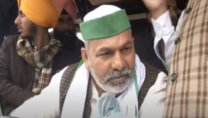 Rakesh Tikait of the BKU says farmer protests will continue till 2024