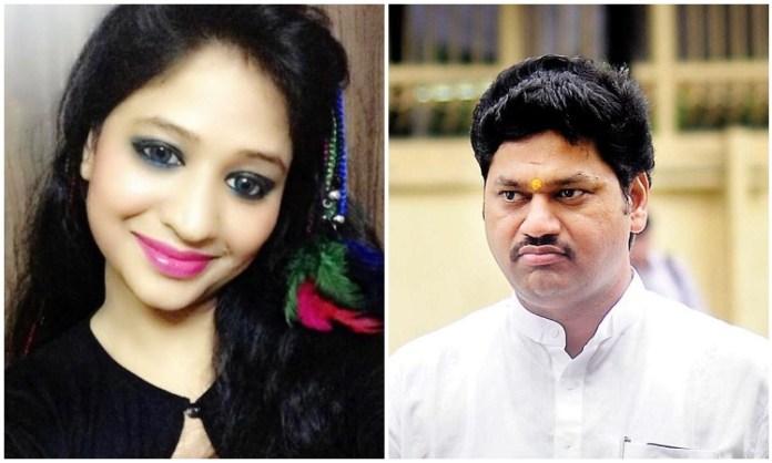 Maharashtra: Singer accuses Dhananjaya Munde of rape, sexual exploitation