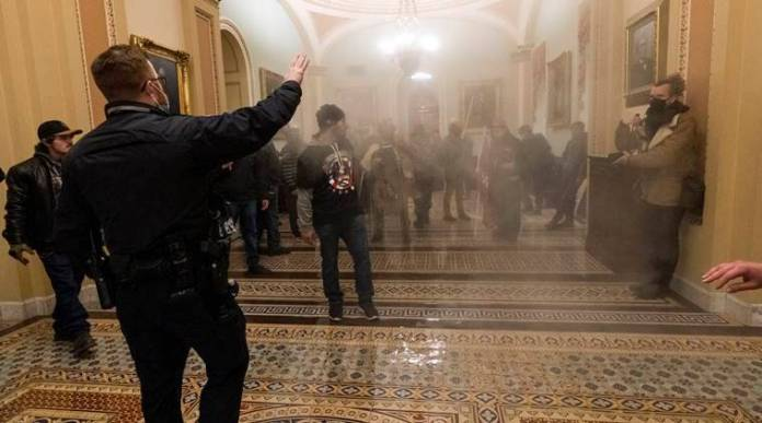 45% Republicans support storming of Capitol Hill, YouGov polls show
