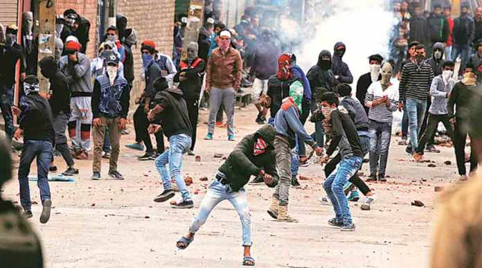 J & K witnesses over 63% drop in stone pelting, after abrogation of Article 370