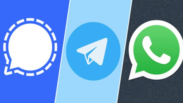 Privacy policy changes made by Whatsapp pushes users to look at alternatives like Signal and Telegram