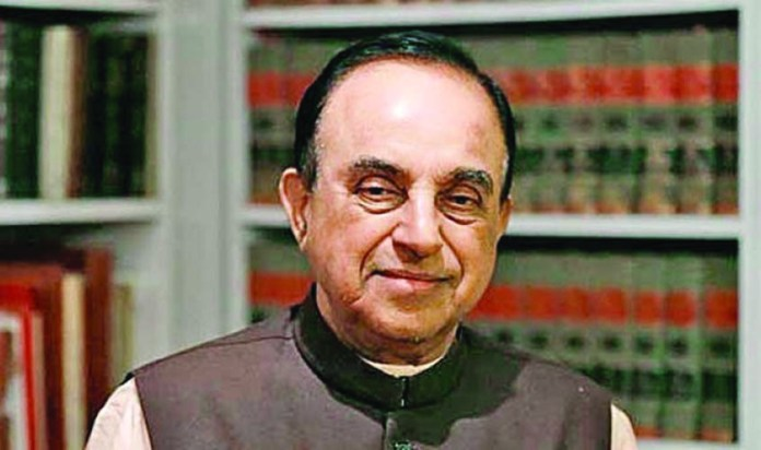 Subramanian Swamy peddles liberal propaganda that Red Fort siege was a BJP machination