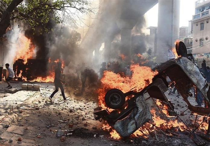 Delhi riots eyewitness alleges the Khalsa organisation of helping only Muslim victims of the Delhi riots