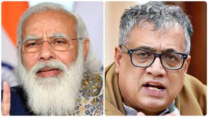 PMModi took a swipe at Derek O'Brien while speaking at the Rajya Sabha