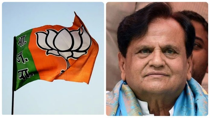 BJP wins two Rajya Sabha seats unopposed, including the one held by late Ahmed Patel